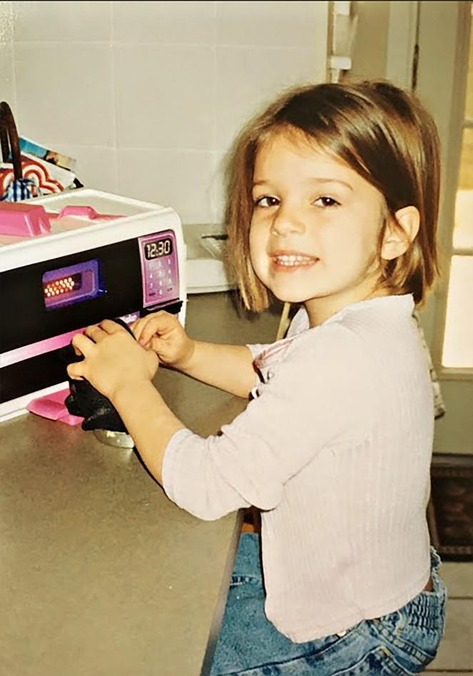 hannah microwave