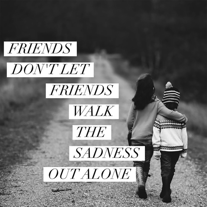 friends don't let friends 2